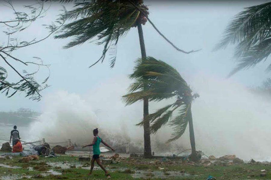 Ciclón Ockhi – Kerala